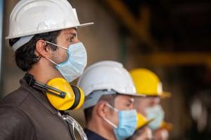 Construction Masks COVID-19