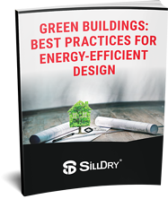 SillDry Green Buildings EB cover