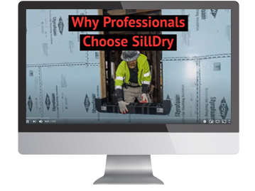 Silldry Video Icon - Why Professionals Choose SillDry